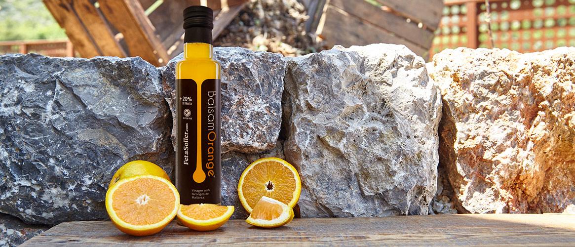 Balsamic Orange Vinegar