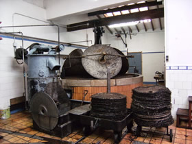 Olive Oil Mill: Ca'n Det