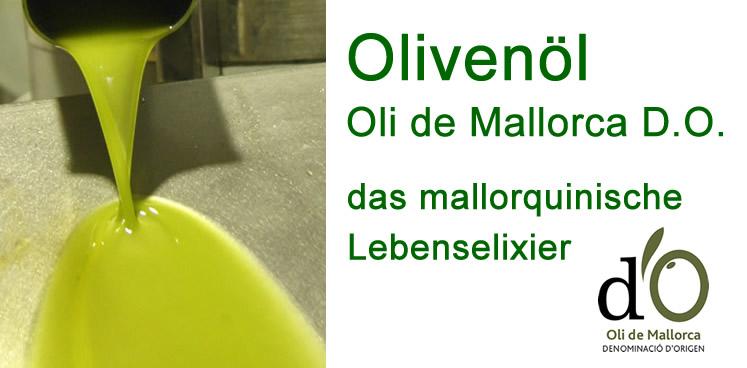 Das besondere Olivenöl: Oli de Mallorca D.O.