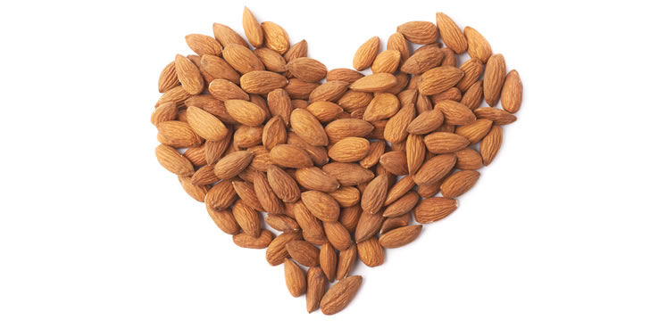 WE LOVE ALMONDS