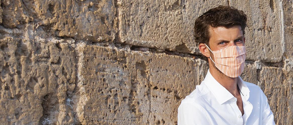 Mund- und Nasenschutz aus Mallorca