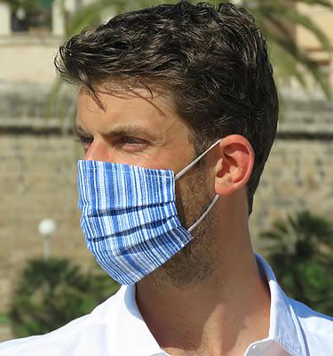 Schutz im authentischen Mallorca-Look