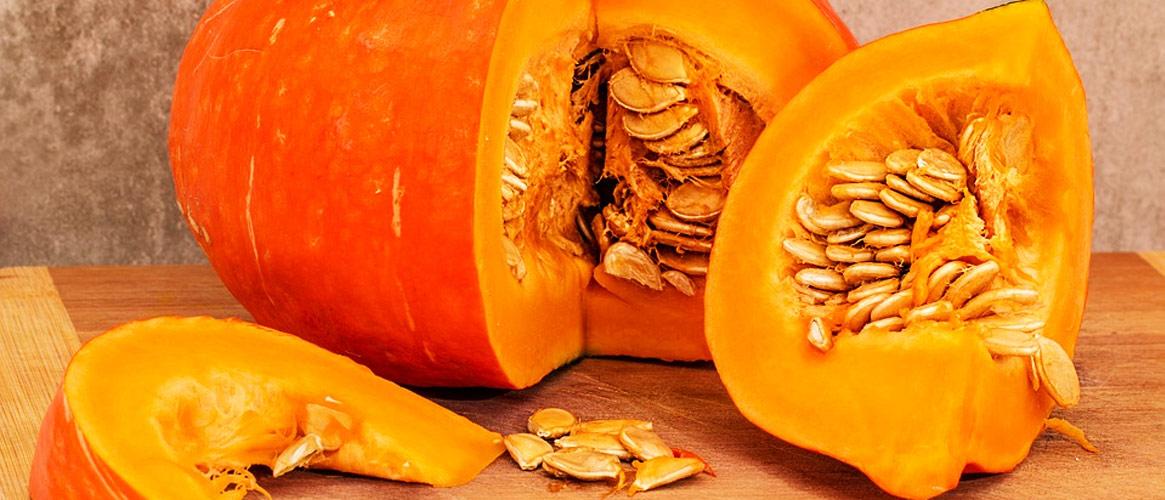 Organic Hokkaido Pumpkin