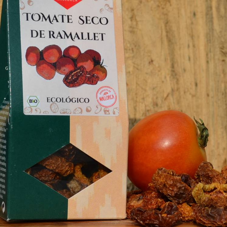 Crespí Organic Ramallet tomatoes dried
