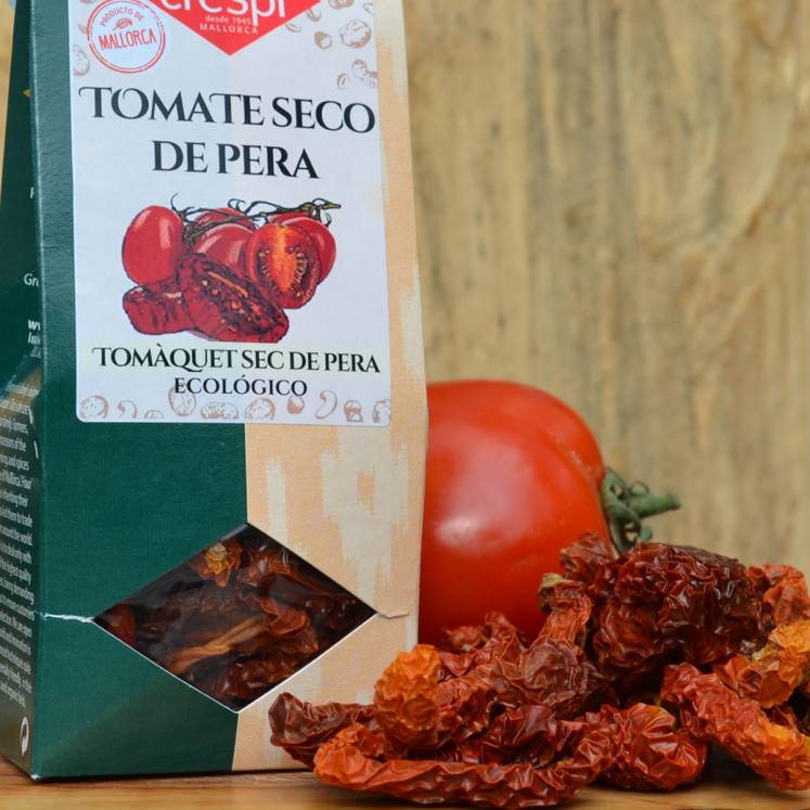 Crespí Organic dried Egg tomatoes