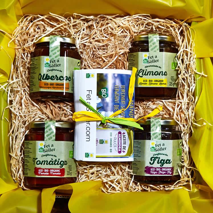Geschenkbox für Marmeladenfans