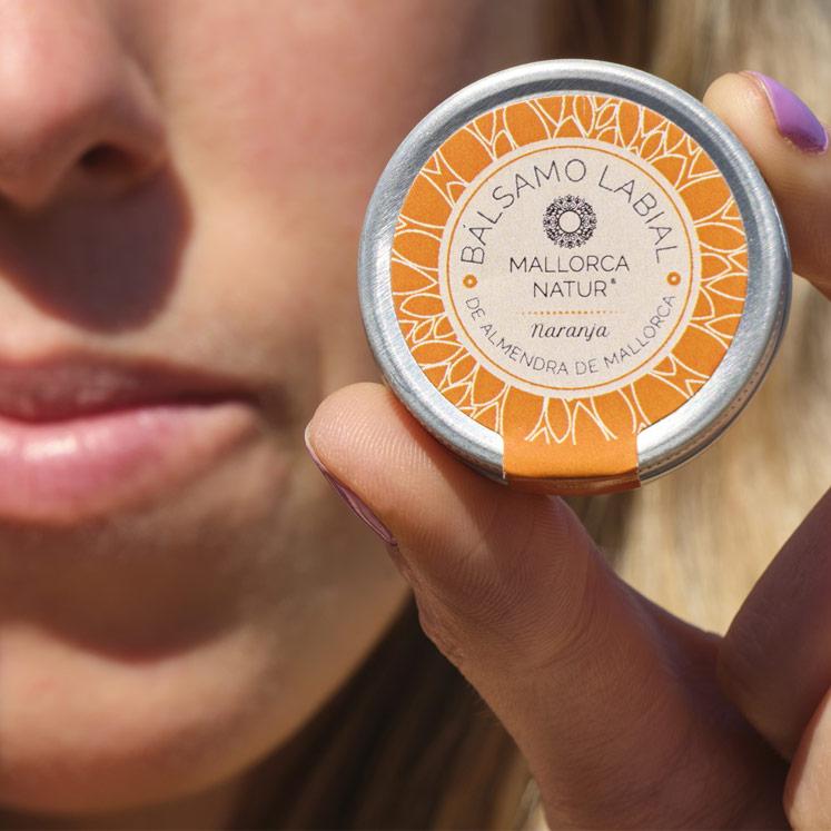 Jabón de Mallorca BIO Lippenbalsam Orange