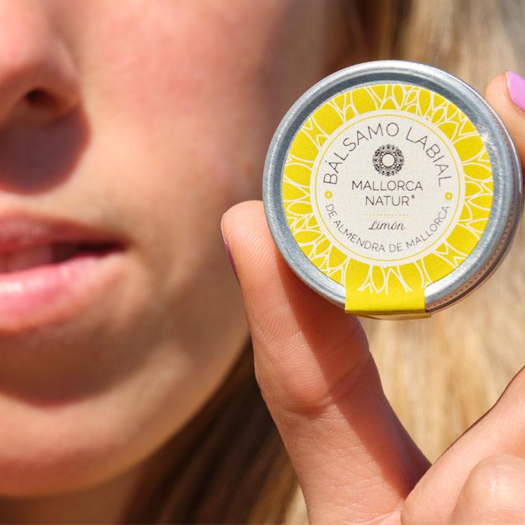 Jabón de Mallorca BIO Lippenbalm Zitrone