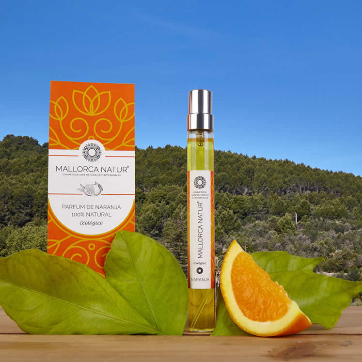 Mallorca Natur Bio Parfüm mit Orange 10ml