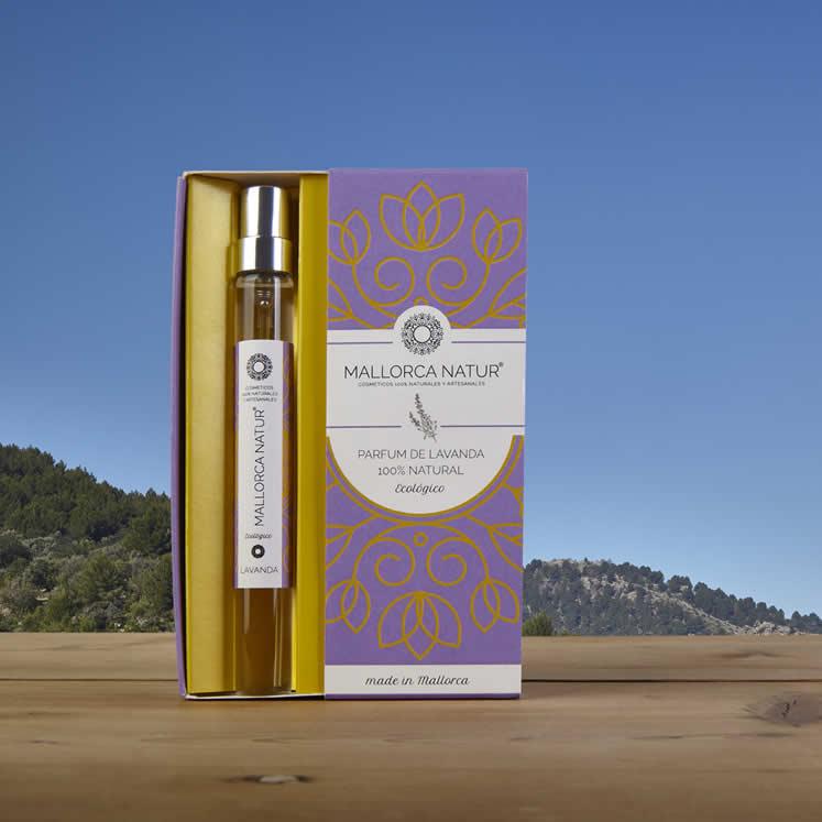 Mallorca Natur Bio Parfüm mit Lavendel 10ml