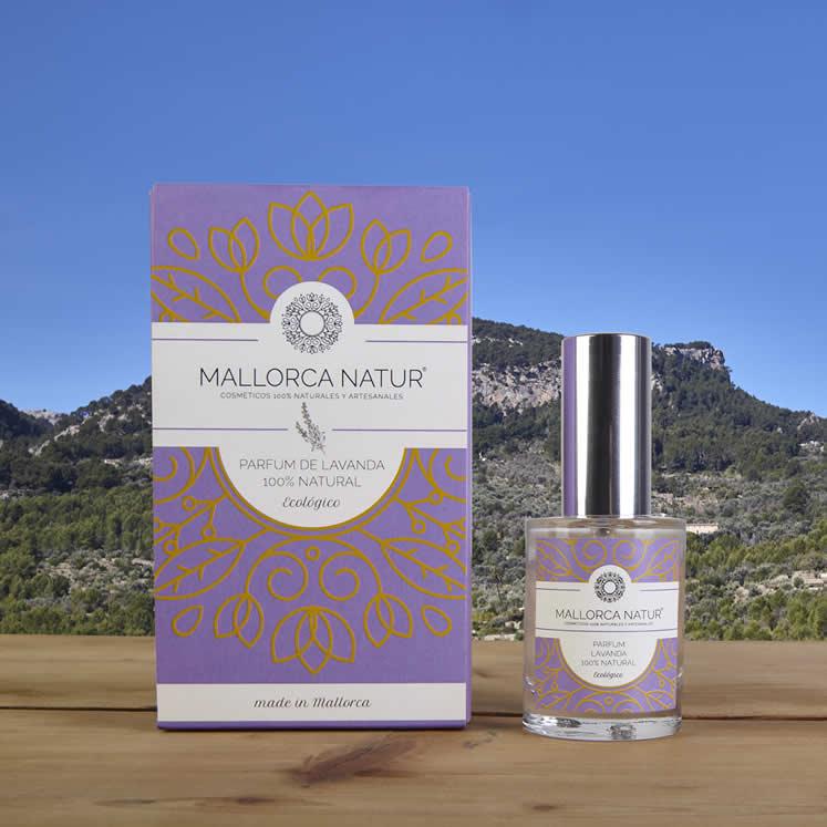Mallorca Natur Bio Parfüm mit Lavendel 30ml