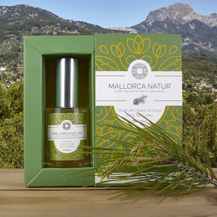 Mallorca Natur Bio Parfüm Tramuntana 30ml