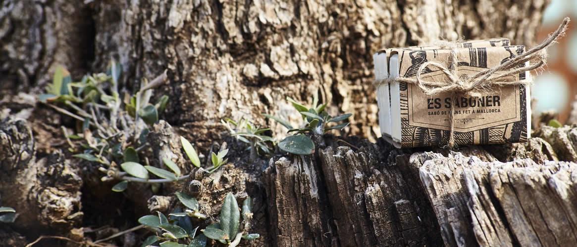 Es Saboner 3er Pack Natur Seife aus Olivenöl