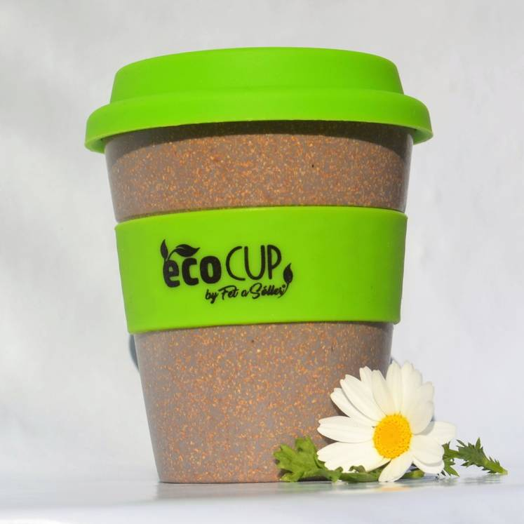 Eco Cup by Fet a Soller