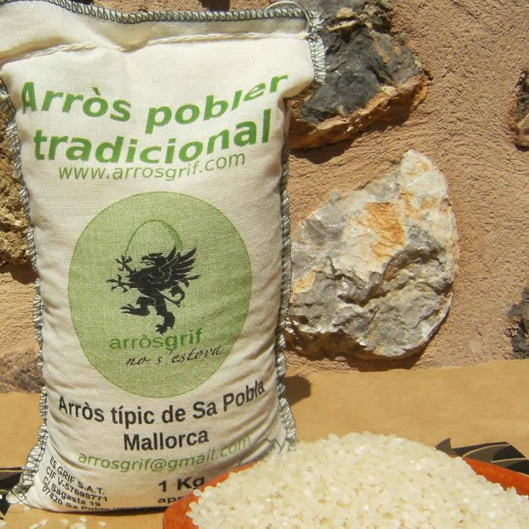 Es Grif  Short-grain rice