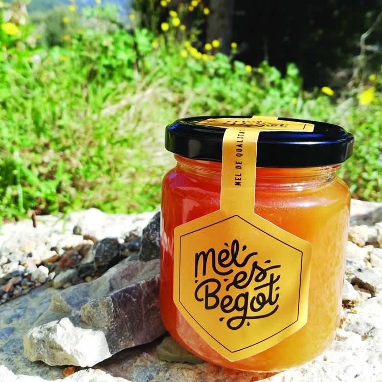 Mel Es Begot Bienenhonig 200g