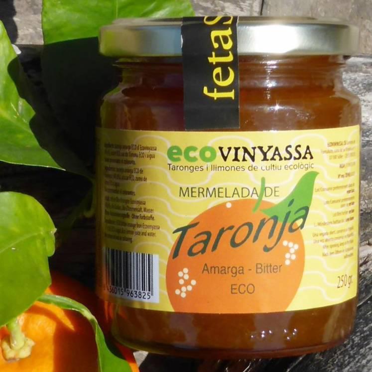 Bio Bitterorangenmarmelade Ecovinyassa