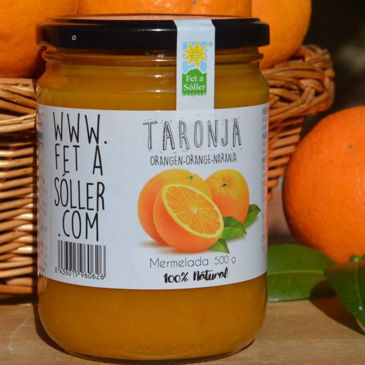 Orangenmarmelade Fet a Sóller 500g