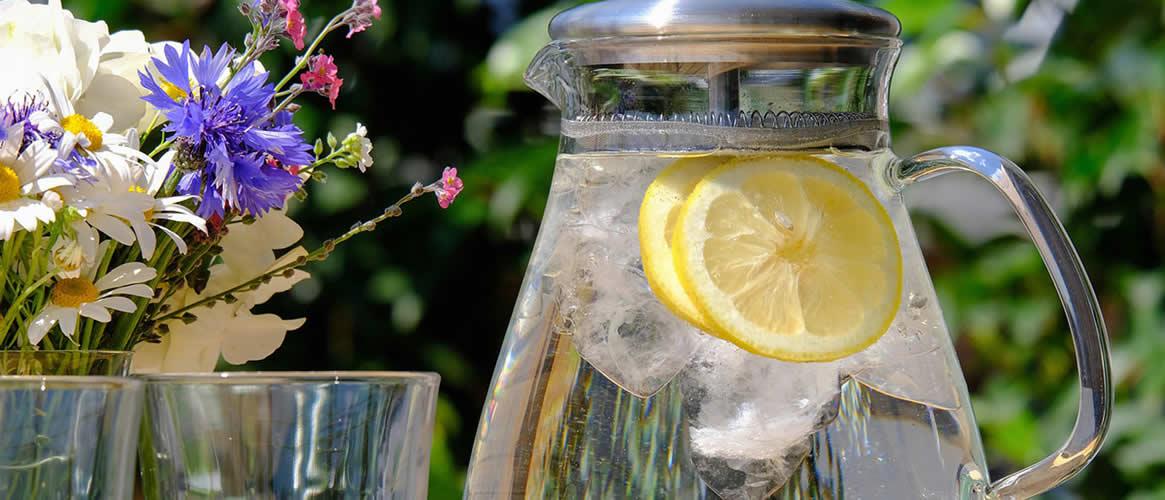 Syrup Organic lemon syrup