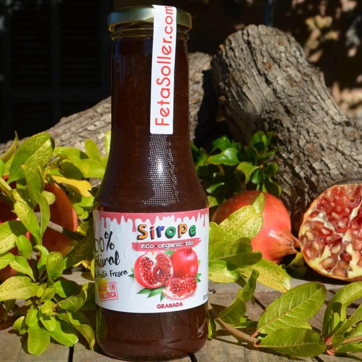 Sirope Bio Granatapfelsirup