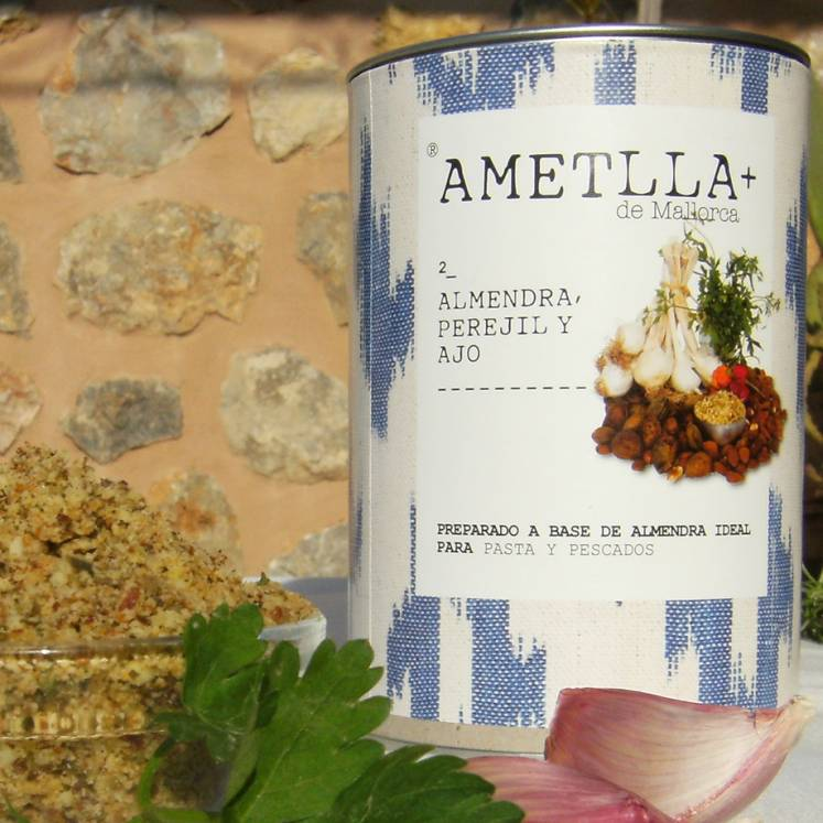 Ametlla+ de Mallorca Almond herb mixture2
