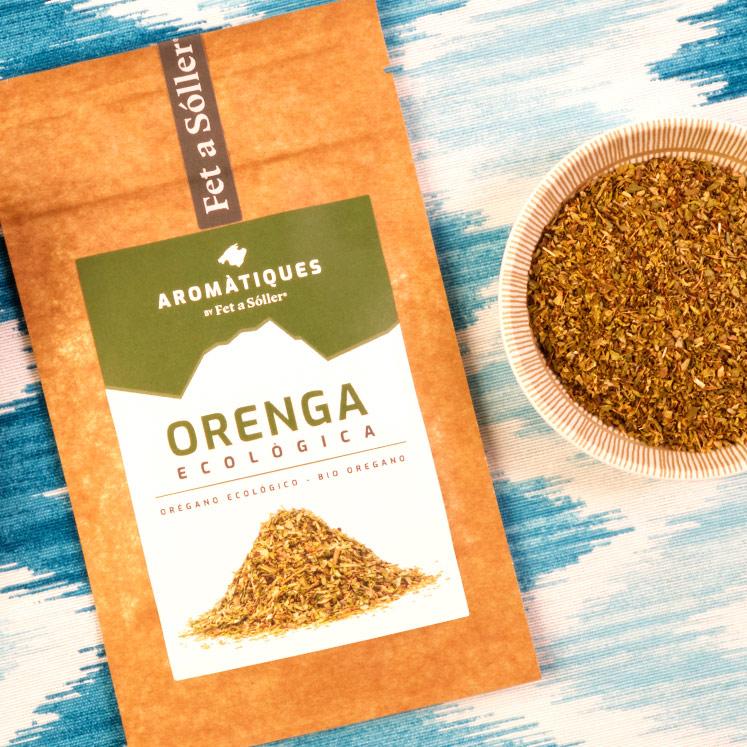 AROMÀTIQUES organic dried oregano