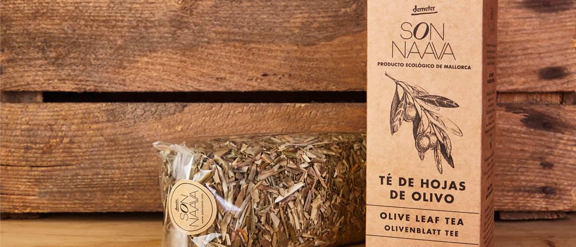 Bio-Demeter Té de Hojas de Olivo Olivenblatt Tee