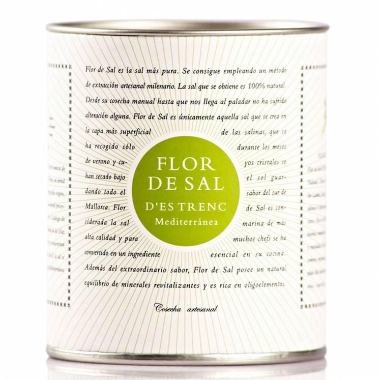 12 x Flor de Sal Bio Salzblume mediterran