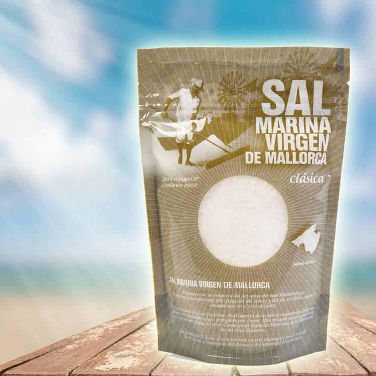 Sal Marina Virgen de Mallorca  Bio Reines Meersalz Nachfüllpack