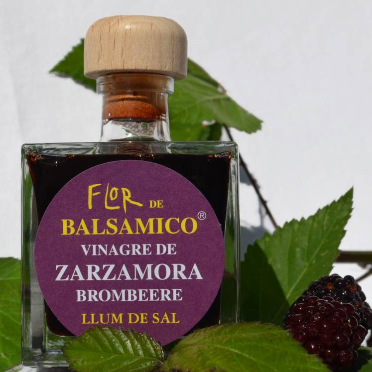 Flor de Balsamico Blackberry vinegar