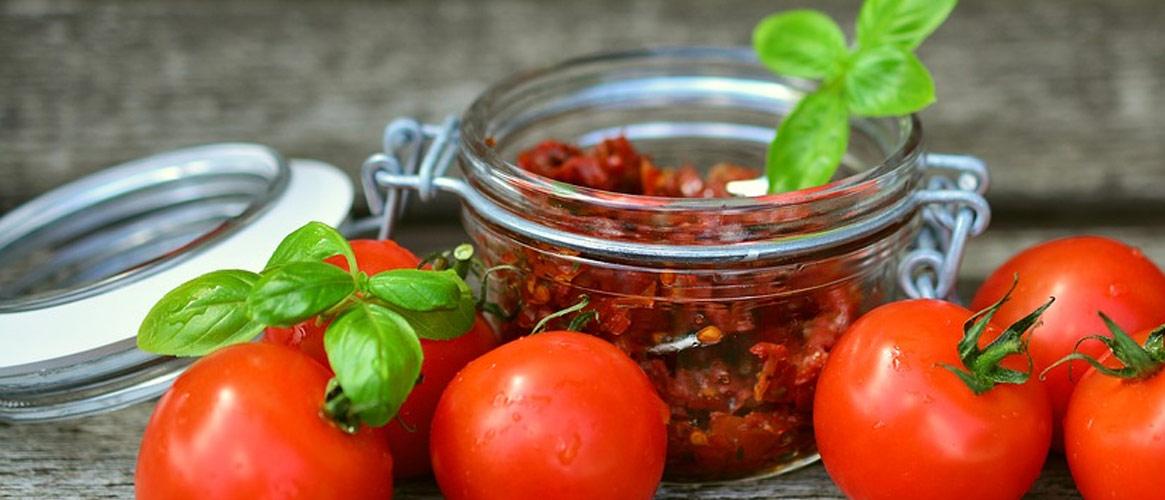 Tomates séchées dans l\\'huile d\\'olive