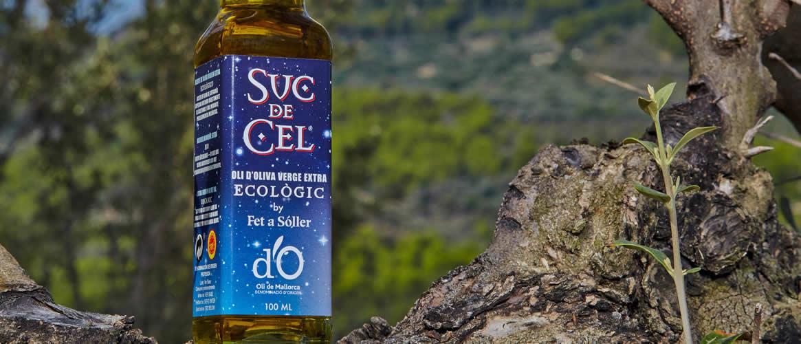 Suc de Cel Bio Olivenöl Virgen Extra D.O. picual 100ml