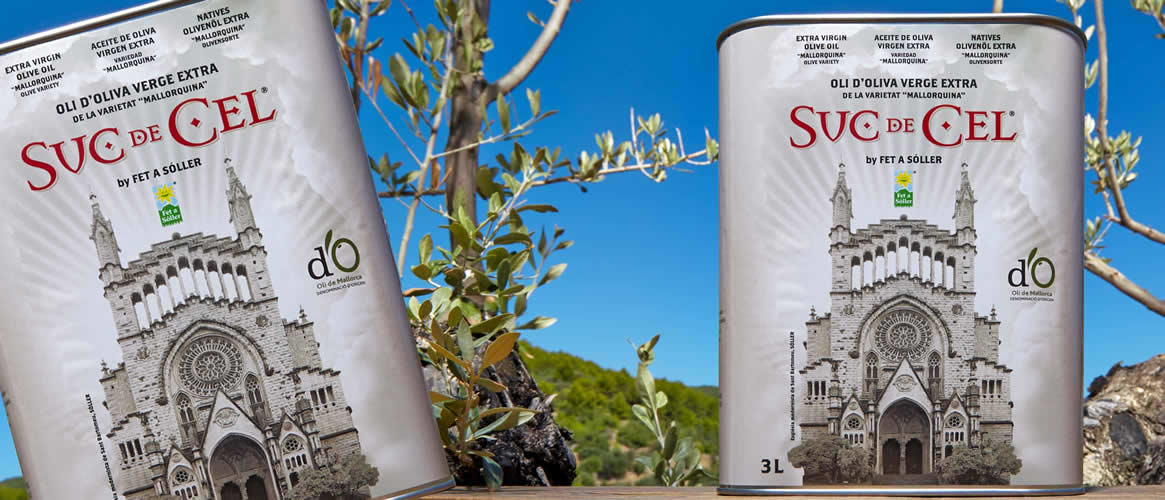 Suc de Cel Mallorquina Olive Oil Extra Virgin D. O. 3L