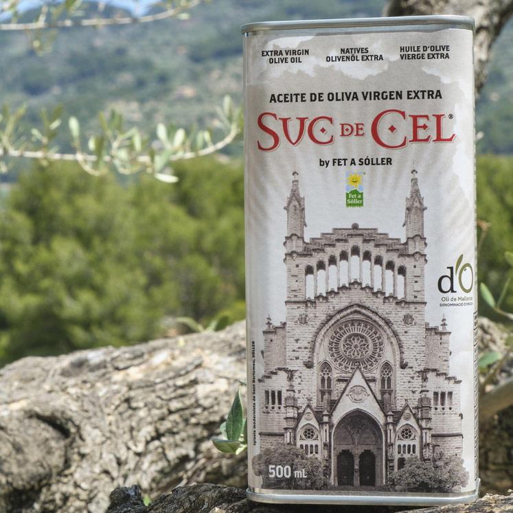 Suc de Cel Coupage Olivenöl Virgen extra D.O.