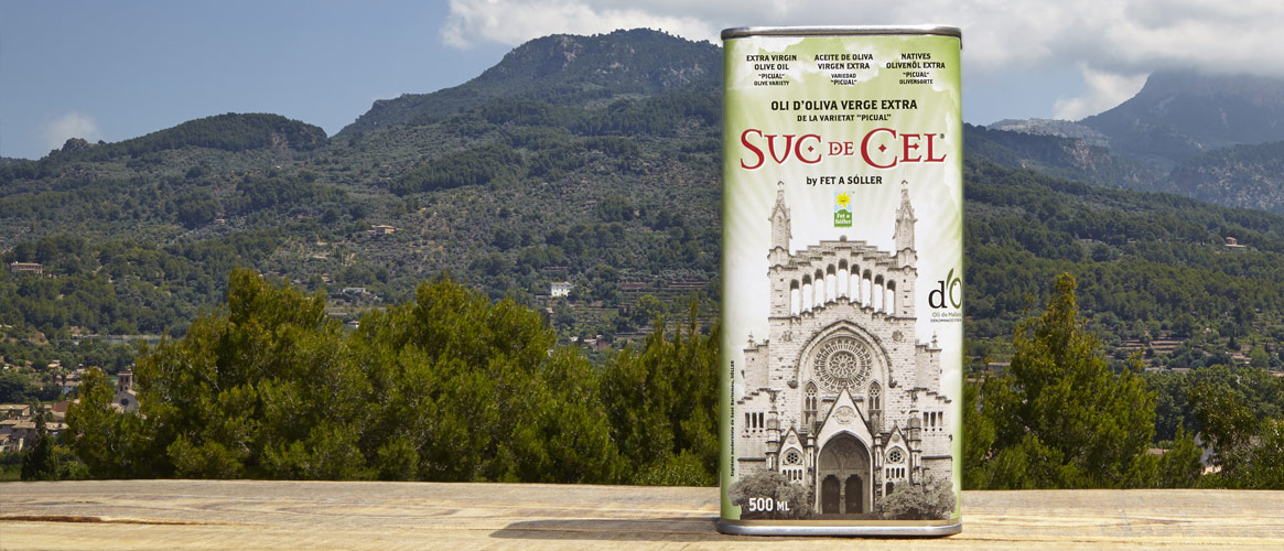 Suc de Cel Picual Olivenöl Virgen extra D.O. Oli de Mallorca