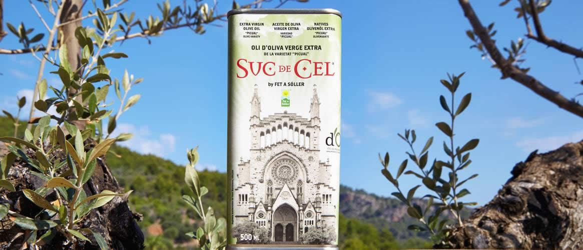 Suc de Cel Picual Olivenöl Virgen extra D.O.