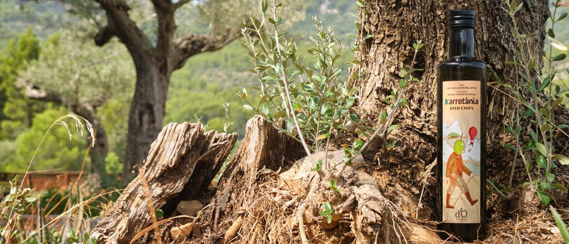 Karretánia Rodamón BIO Olivenöl Virgen Extra D.O. 500ml