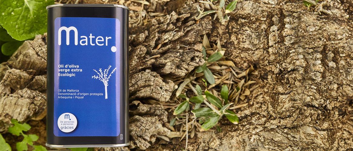 Mater. Bio Olivenöl Virgen Extra D.O.