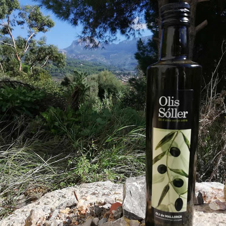 Olis Sóller Olive Oil Virgen Extra D.O. 250ml
