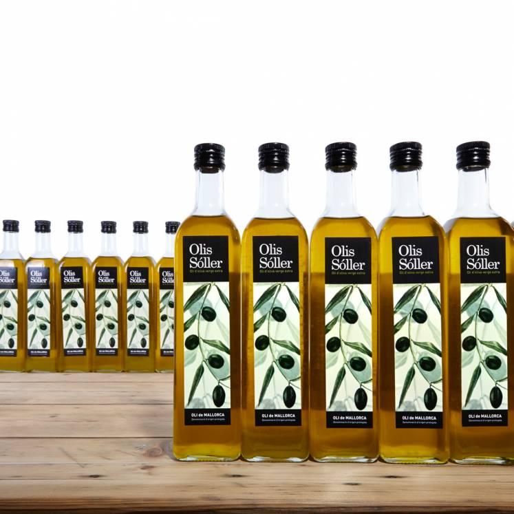 12 x Olis Sóller Olivenöl virgen extra D.O. 750ml
