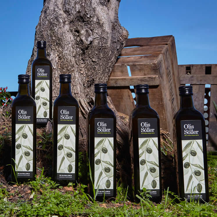 12 x Olis Sóller olive oil virgen extra D.O. 750ml