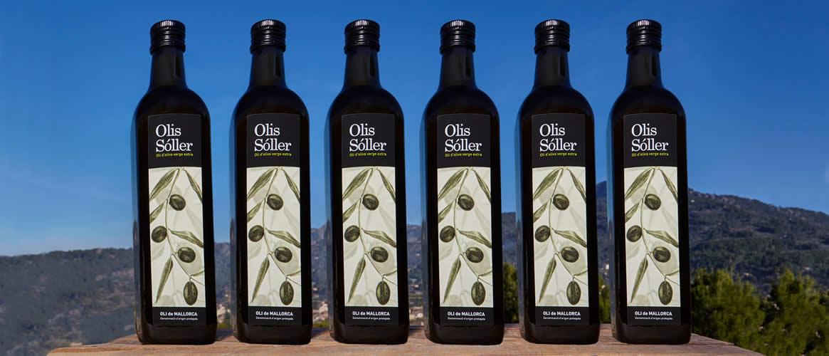 6 x Olis Sóller Olivenöl virgen extra D.O. 750ml