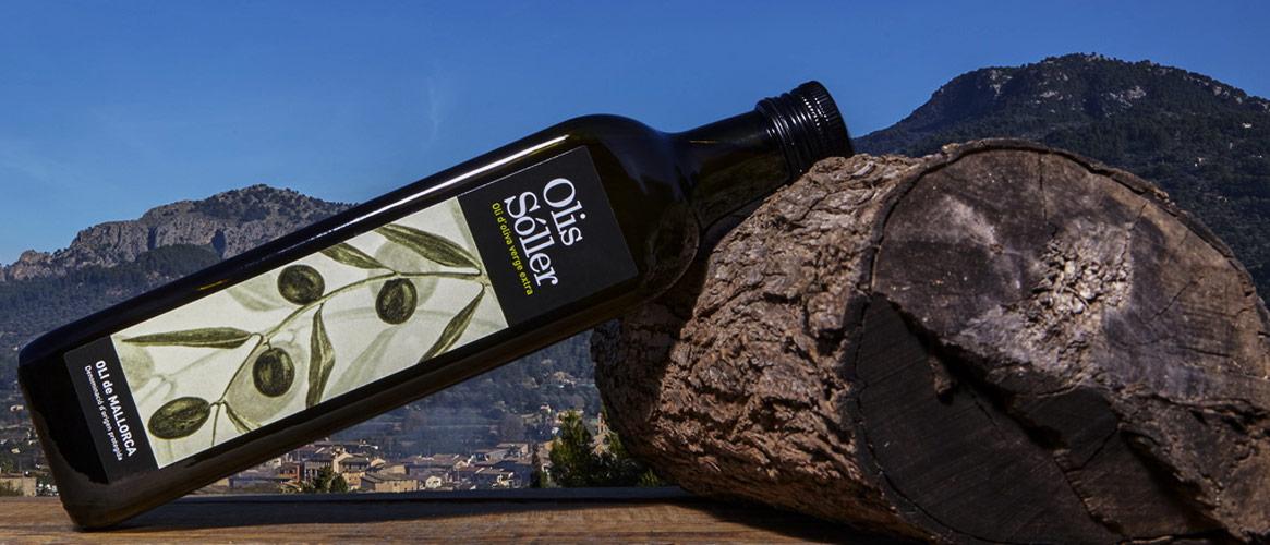 Olis Sóller Olive Oil Virgen Extra D.O. 750ml