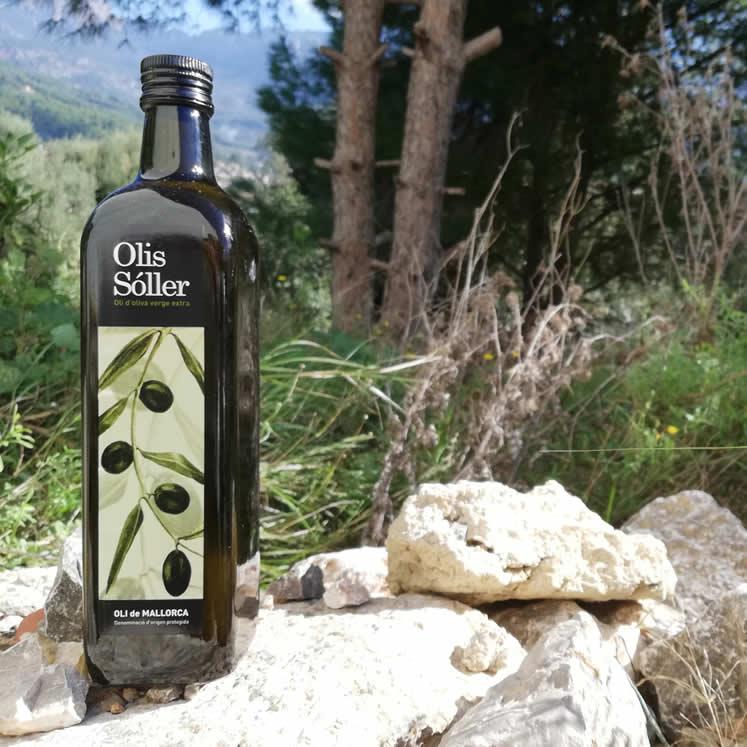 Olis Sóller Olivenöl Virgen Extra D.O. 750ml