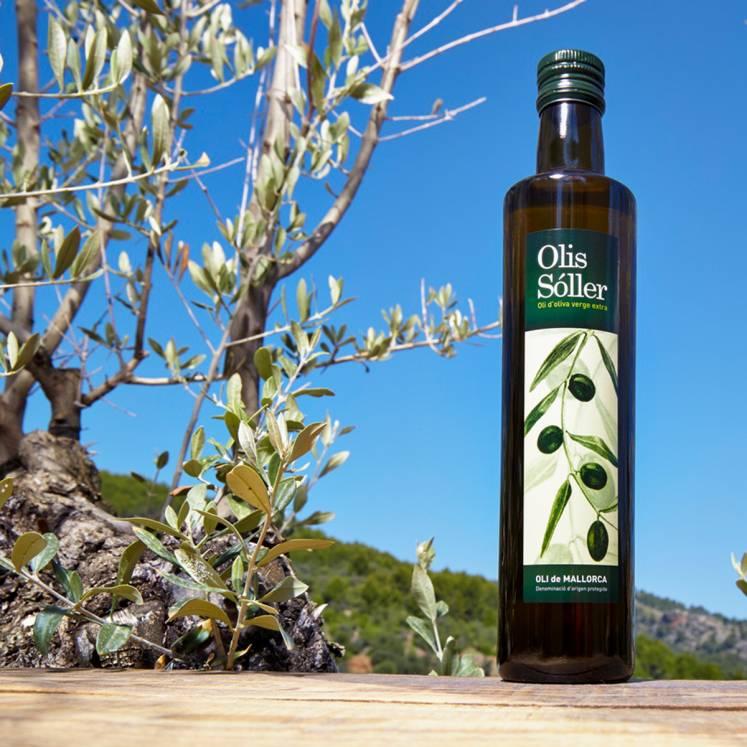 Olis Sóller Olive Oil Virgen Extra D.O. 500ml