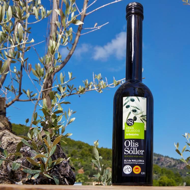 Olis Sóller Gran Selecció Arbequina Olivenöl Virgen Extra D.O.