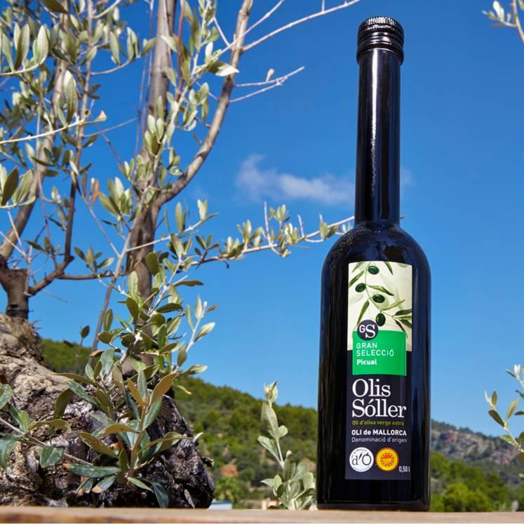 Olis Sóller Gran Selecció Picual Olivenöl Virgen Extra D.O.
