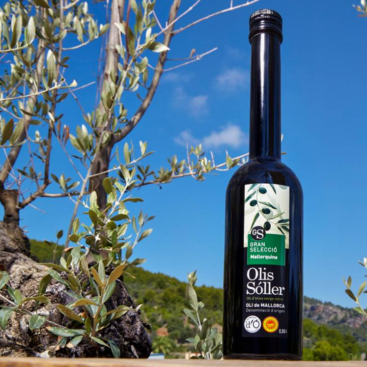 Olis Sóller Gran Selecció Mallorquina Olivenöl Virgen Extra D.O.