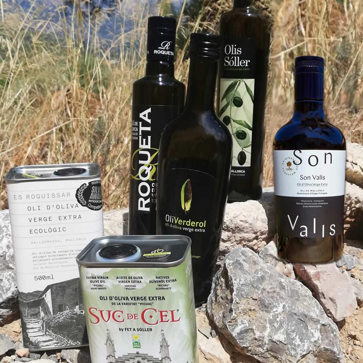 6 x Olivenöl Virgen Extra D.O. Verkostungs-Pack 1