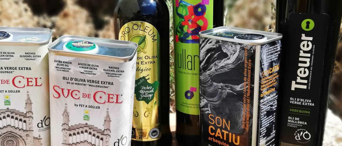 6 x Olivenöl Virgen Extra D.O. im Probierkarton 2